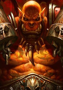 Garrosh photo